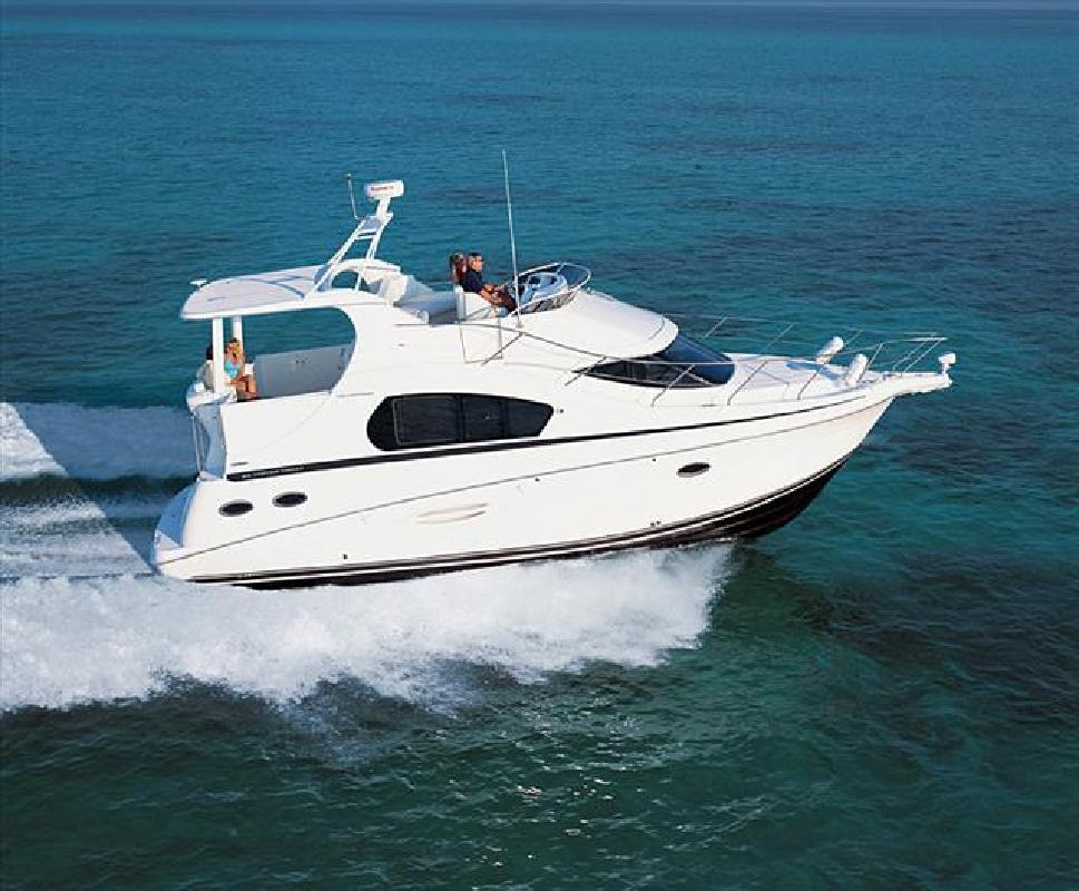 2009 35 39 silverton motor yacht 35 motor yacht for sale in for Silverton motor yachts for sale
