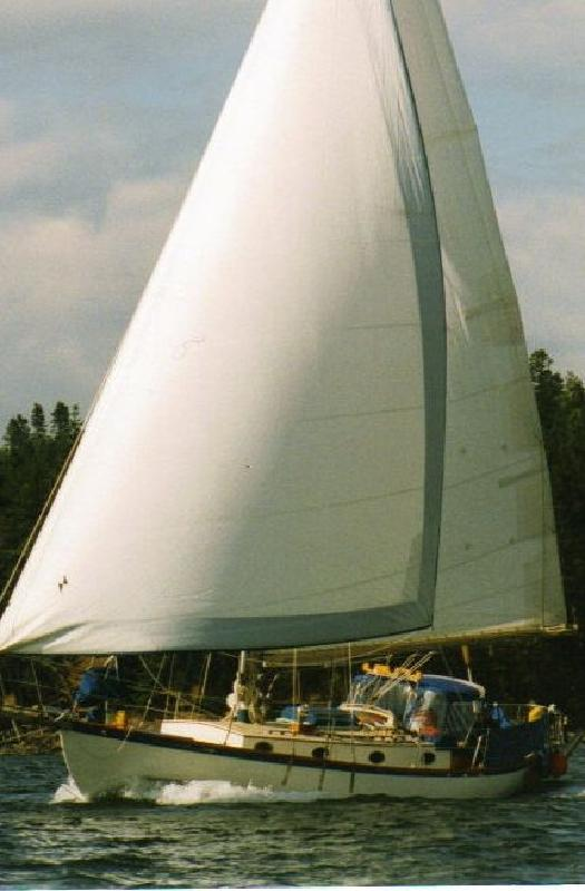 1976 38' Alajuela Yacht Alajuela 38 for sale in Sequim, Washington
