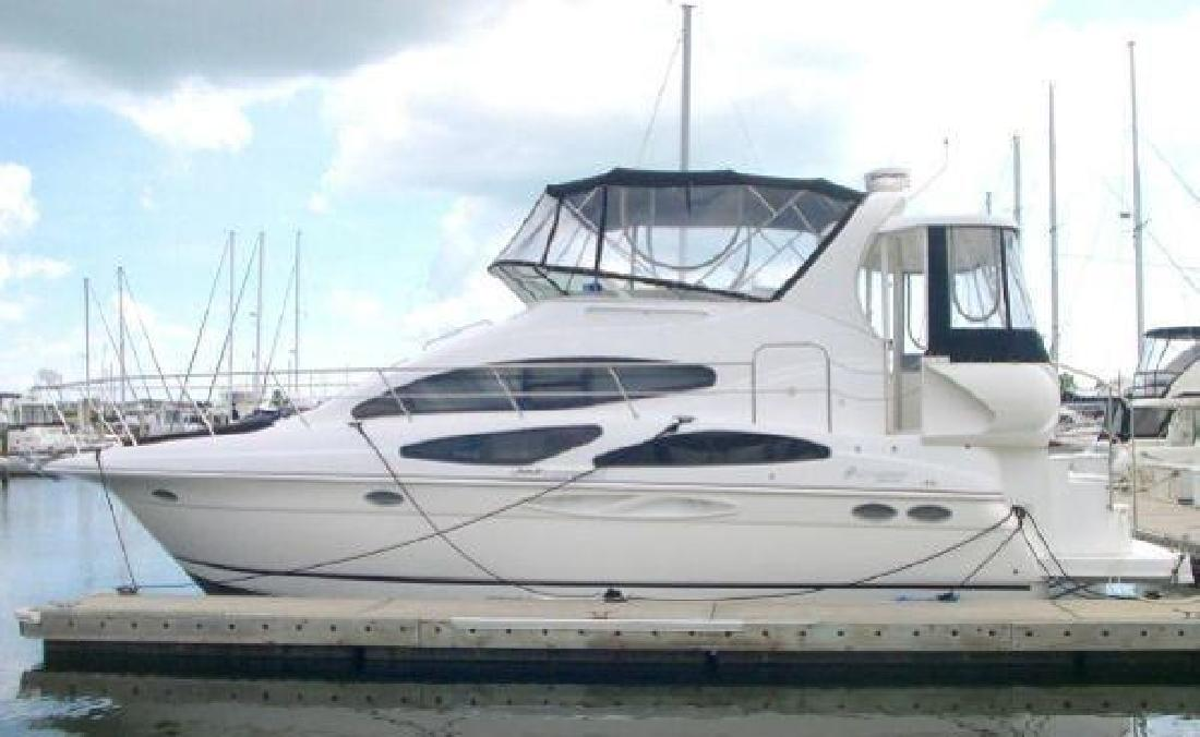 2006 Cruisers Yachts 385 Motor Yacht Fort Lauderdale FL