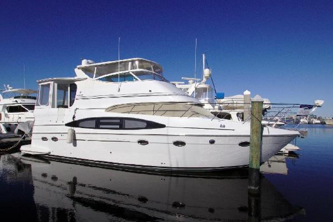 2001 Carver 466 Motor Yacht Fort Myers FL