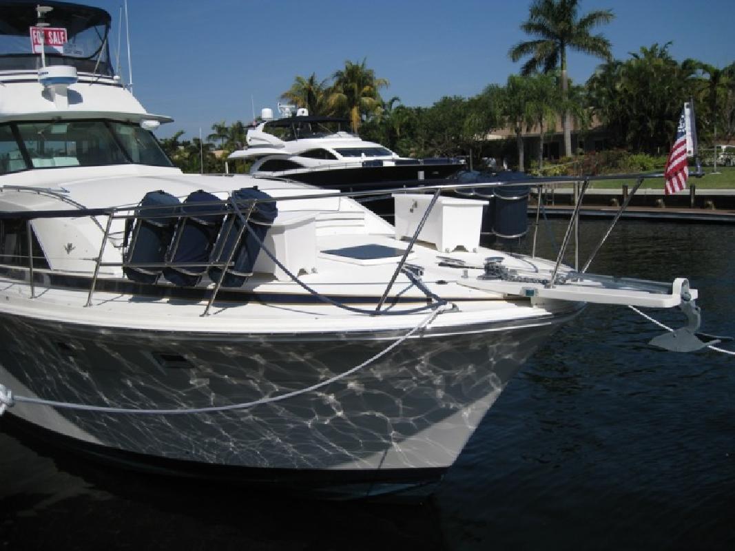 1982 Bertram 46 Motor Yacht in Tampa, FL