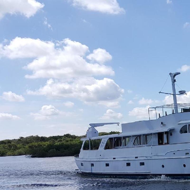 1963 vosper lrc motor yacht jacksonville fl for sale in for Motor yachts for sale in florida