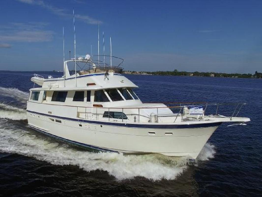 1987 Hatteras Motor Yacht Palmetto FL