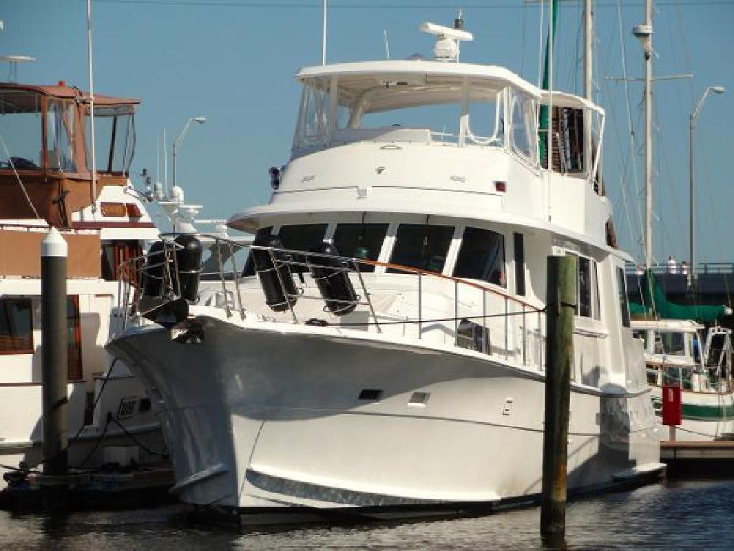 1979 Hatteras Motor Yacht Stuart FL