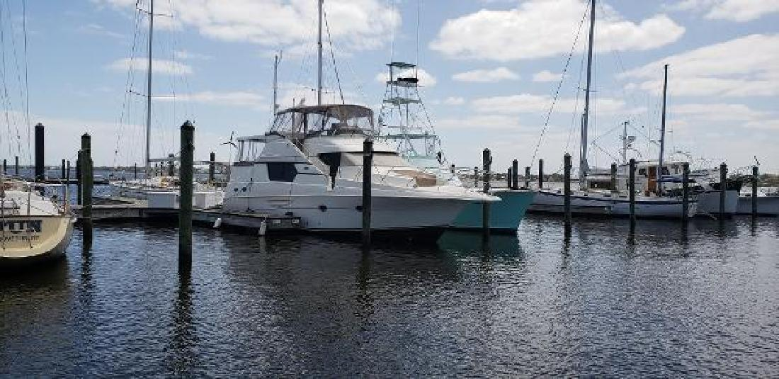 2003 Silverton 453 Motor Yacht Stuart FL