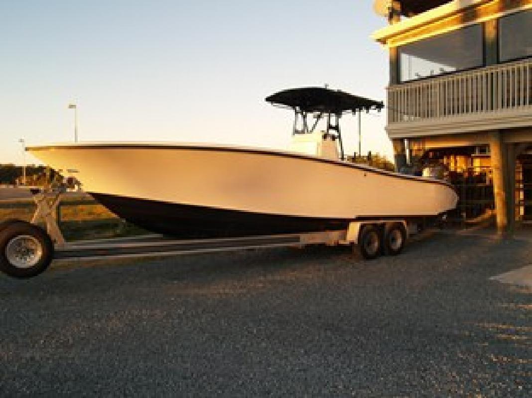 2001 31' Yellowfin Yachts 31 Cc