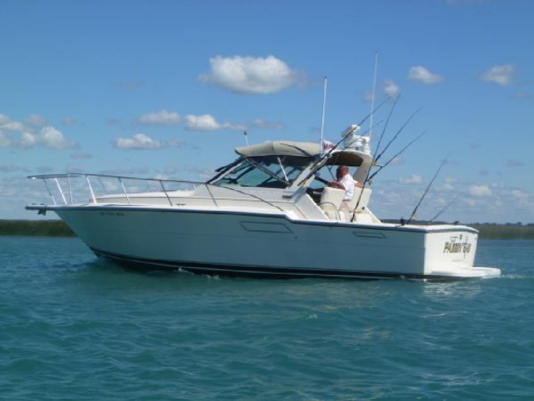 1993 33' Tiara Yachts 3300 Open