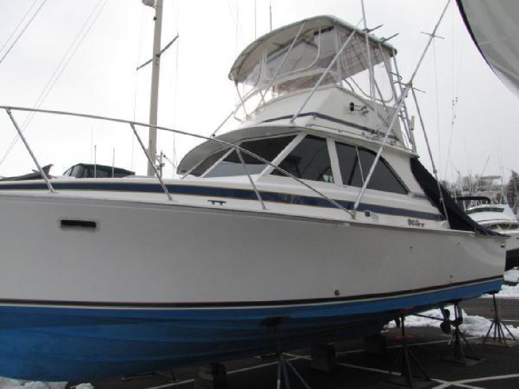 1978 35' Bertram Yachts 35 Convertible