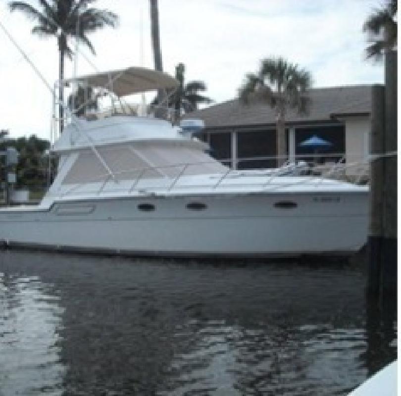 1989 36' Tiara Yachts 3600 Convertible