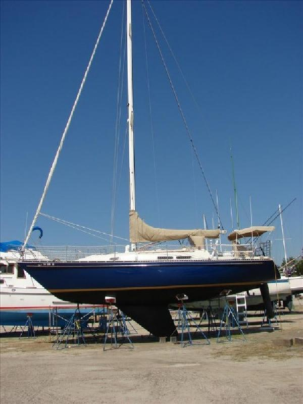 1978 36 C amp YACHTS 36 FT Classic Sailboat For Sale In