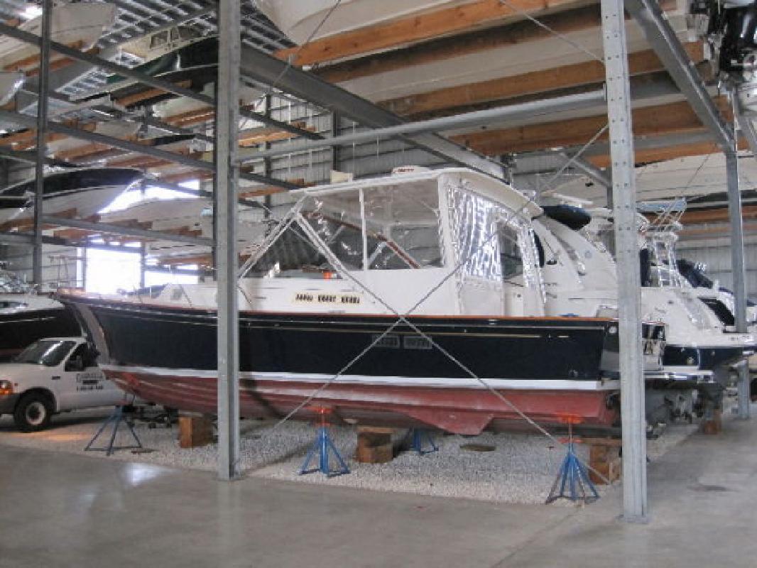 1997 36' Little Harbor Yachts 36 Whisper Jet