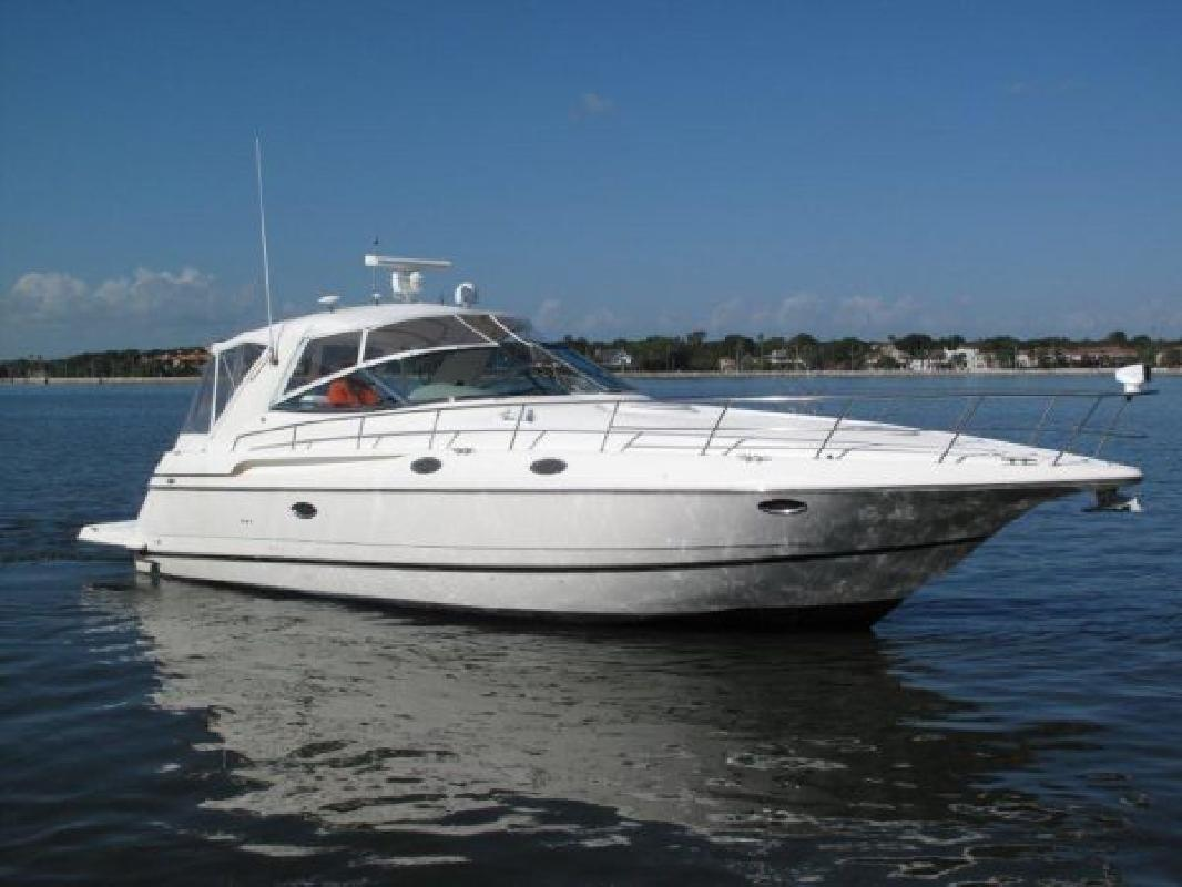 2002 38' Cruisers Yachts 3870 Express for sale in Tampa, Florida | All Boat ...