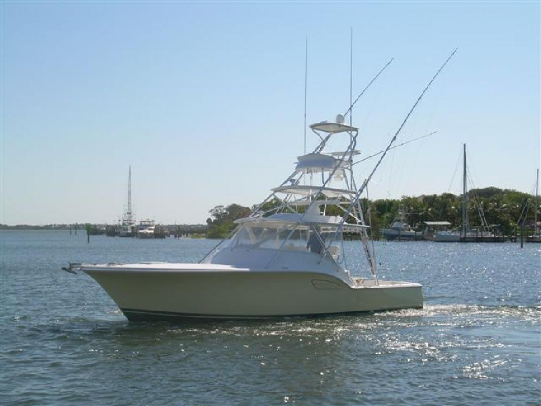 2009 38' Out Island Yachts 38 Custom