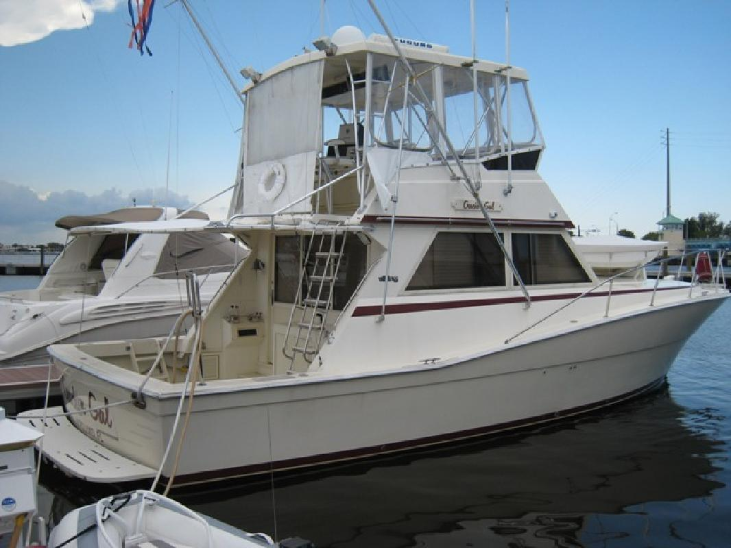 1985 41' Viking Yachts 41.0025' in Stuart, Florida
