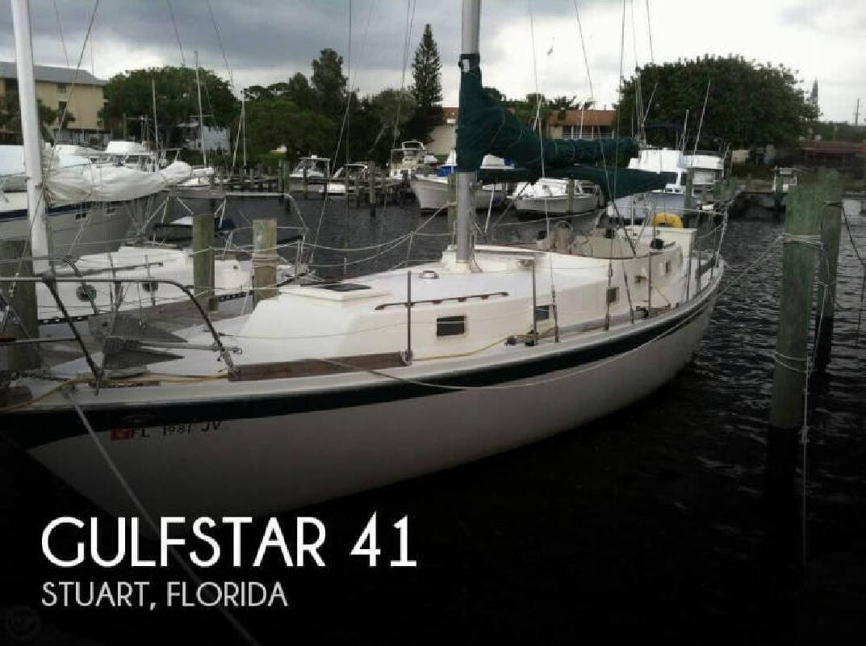 1974 Gulfstar by Viking Yachts 41 Stuart FL
