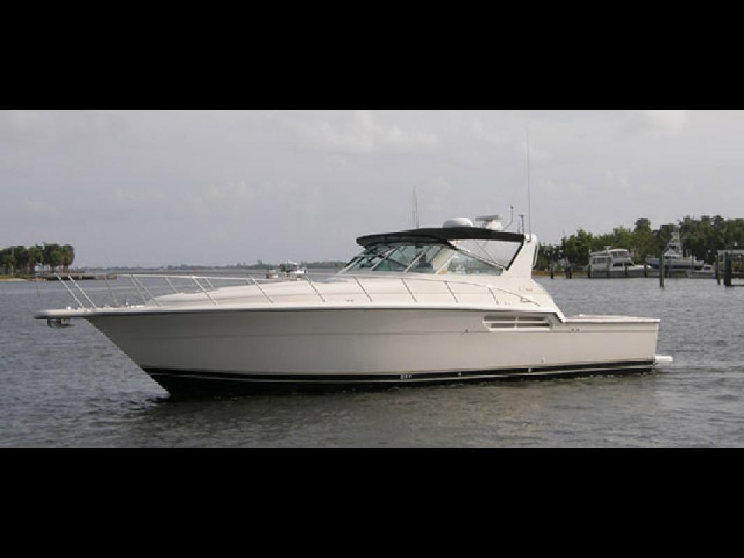 1998 43' Tiara Yachts 4300 Open