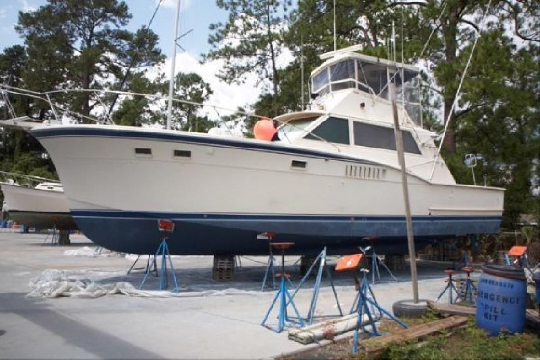 1973 45' Hatteras Yachts 45 Convertible