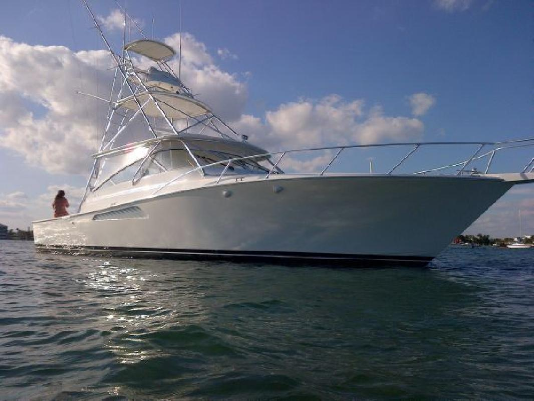 2003 45' Viking Yachts 45 Open for sale in Palm Beach