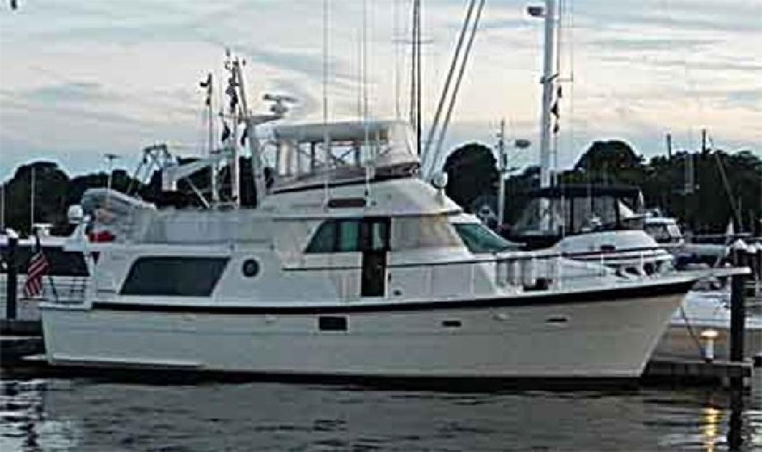 1979 48' Hatteras Yachts 48 LRC