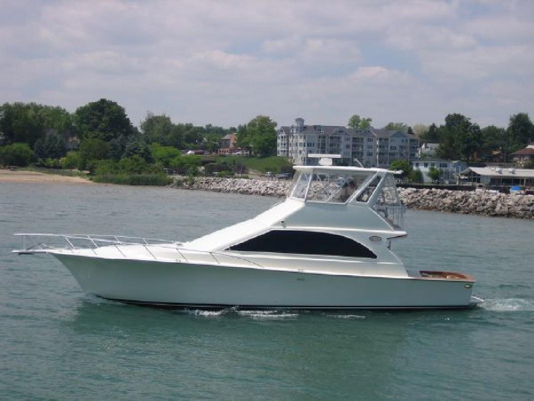 1998 48 39 ocean yachts 48 ss for sale in harrison township for Ocean yachts 48 motor yacht for sale
