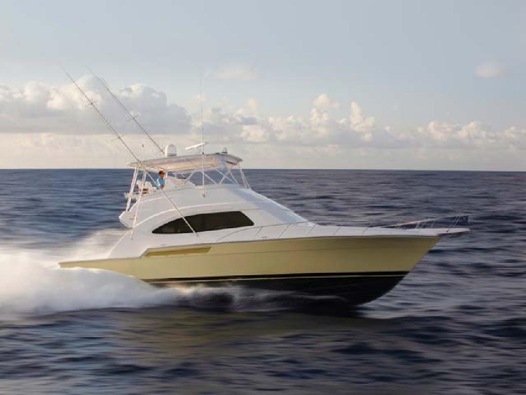 2010 51' Bertram Yachts 510