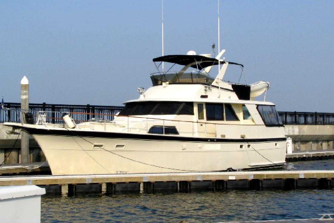 1978 53 39 Hatteras Yachts 53 Motoryacht For Sale In