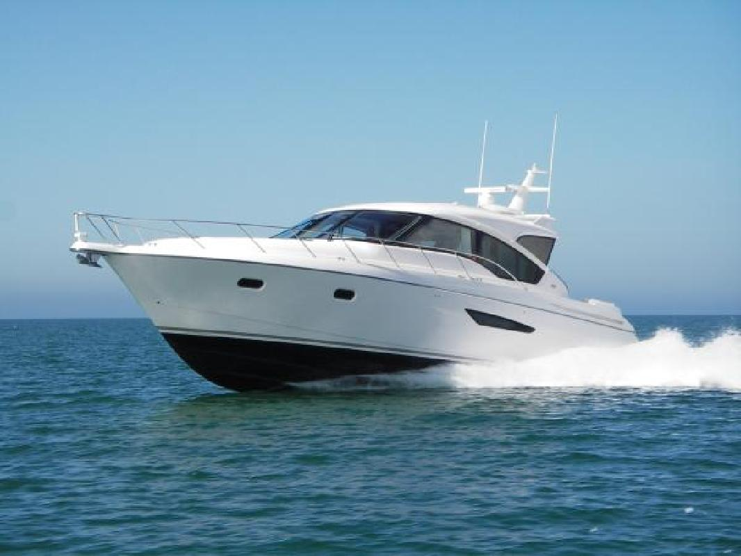 2009 58' Tiara Yachts 5800 Sovran in Naples, Florida