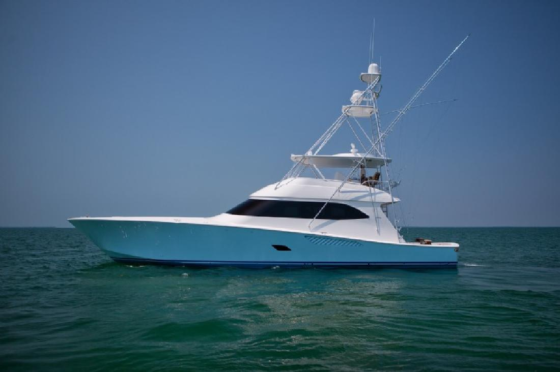 2012 76' Viking Yachts 76 Convertible