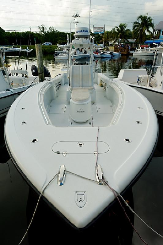 2009 34' Yellowfin Yachts Center Console
