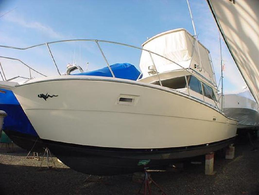 1982 35' Viking Yachts Convertible