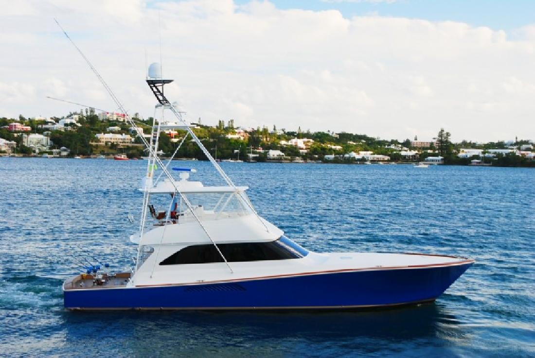 2006 61' Viking Yachts Convertible in Stuart, Florida