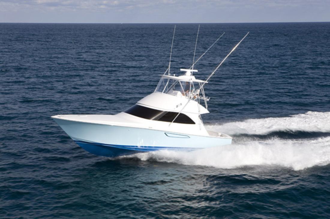 2012 42' Viking Yachts Convertible