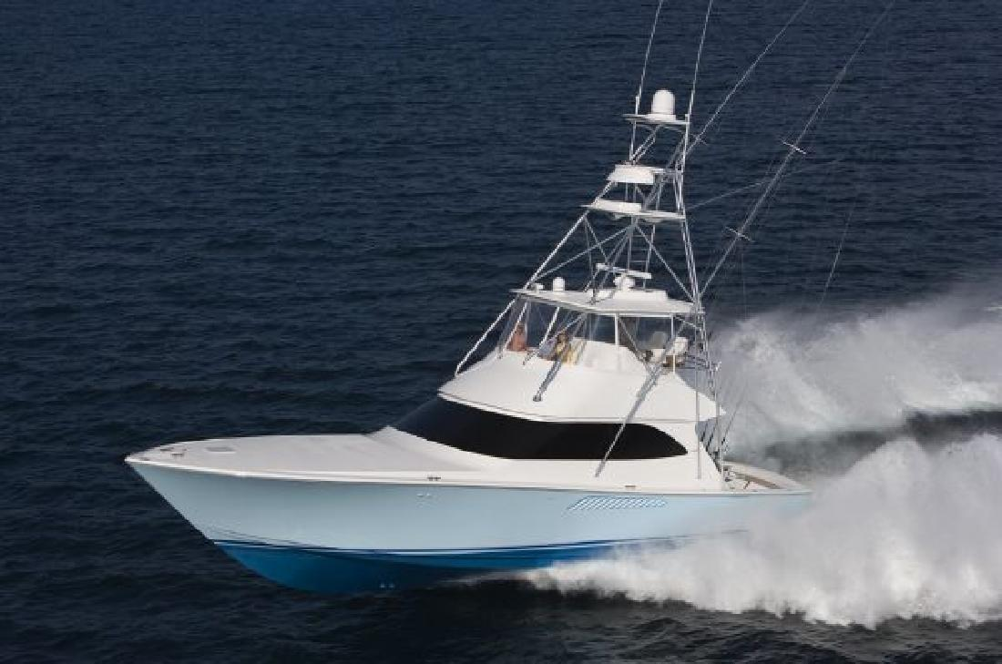 2012 50' Viking Yachts Convertible