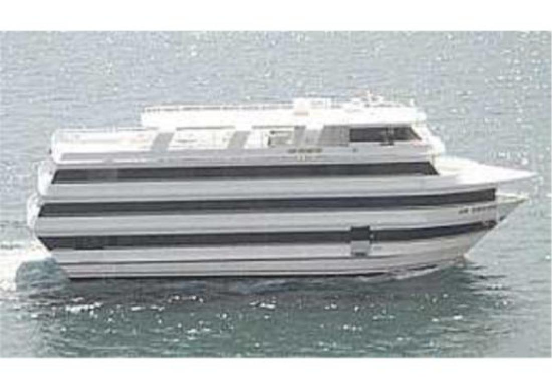 2007 128' Winston Marine Yachts Custom 5 Deck
