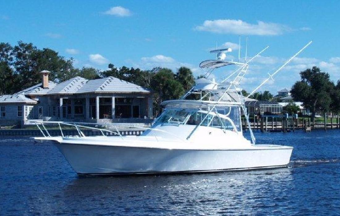 2000 42' Liberty Yachts Express Sportfish