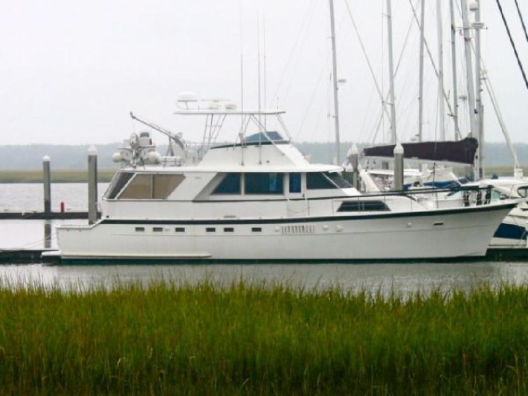 1975 58' Hatteras Yachts Hatteras