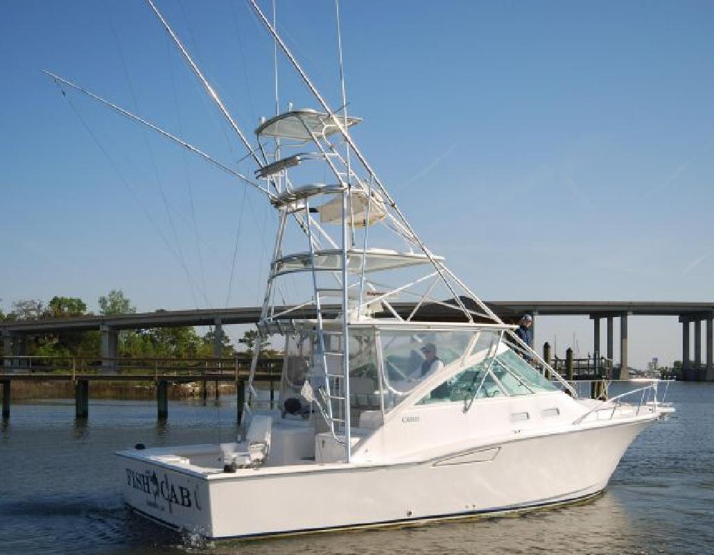 2007 35' Cabo Yachts, Inc. 35'