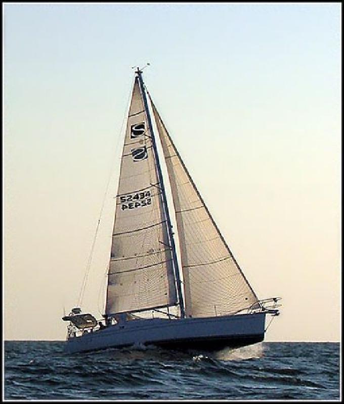 2005 40' Saga Yachts, Inc. 409