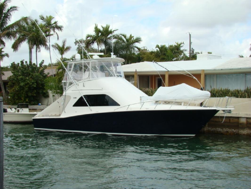 2007 43' Cabo Yachts, Inc. Convertible in Fort Lauderdale, Florida