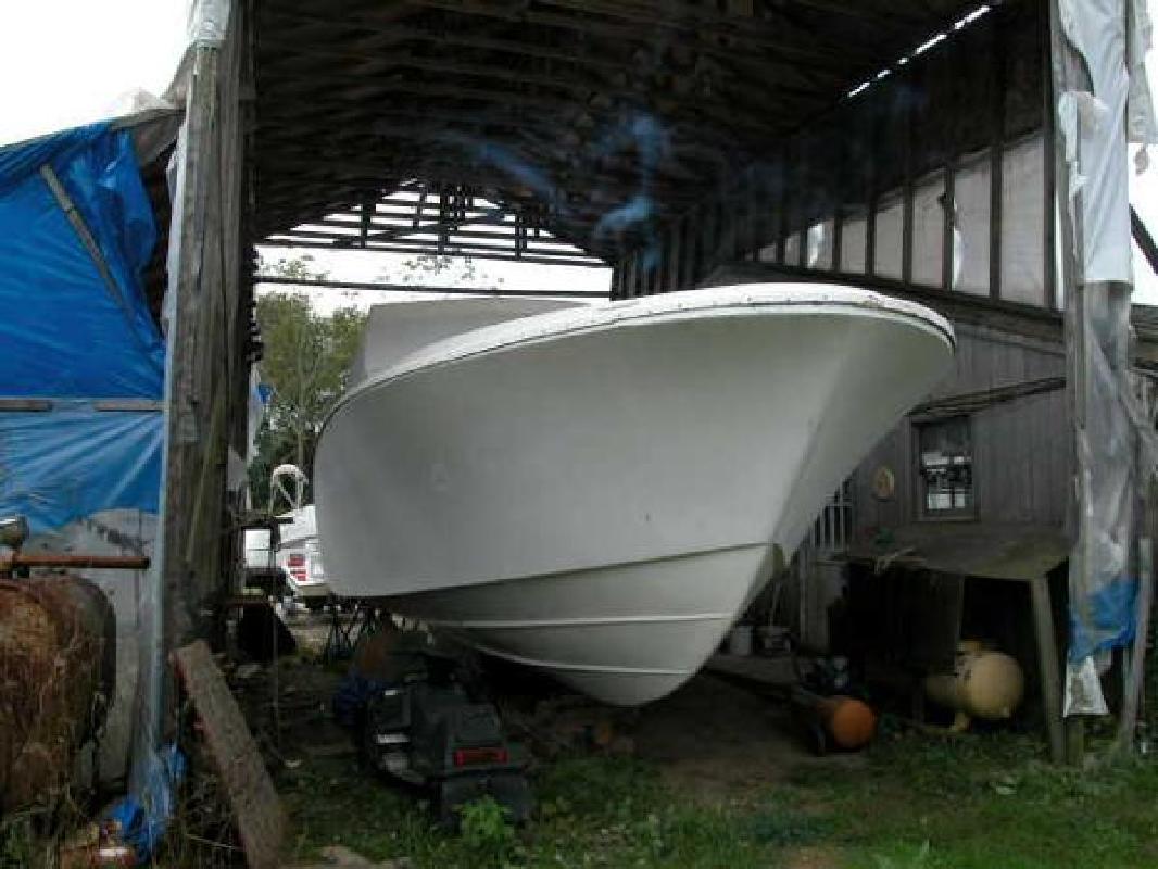 2006 38' Dawson Yachts Yachts/ J&J Flybridge