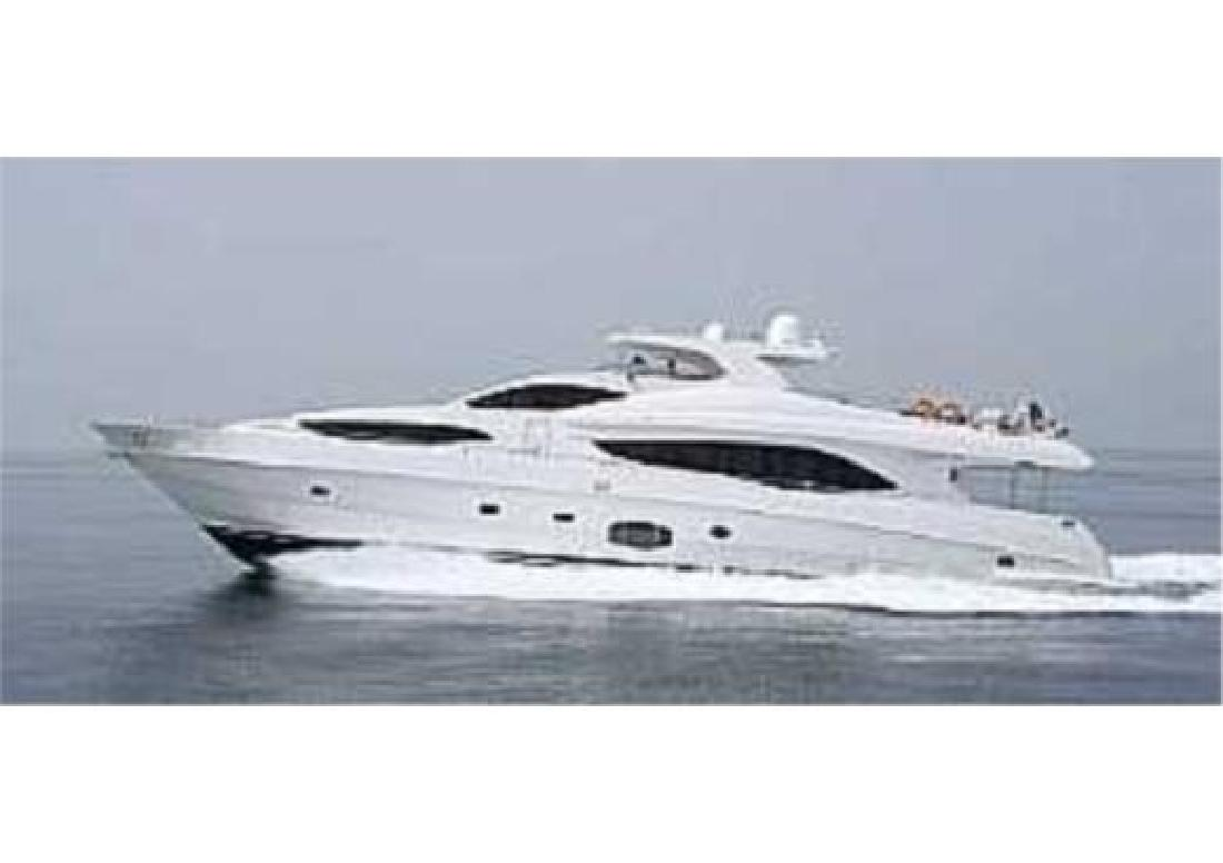 2008 101' Majesty Yachts Majesty 101