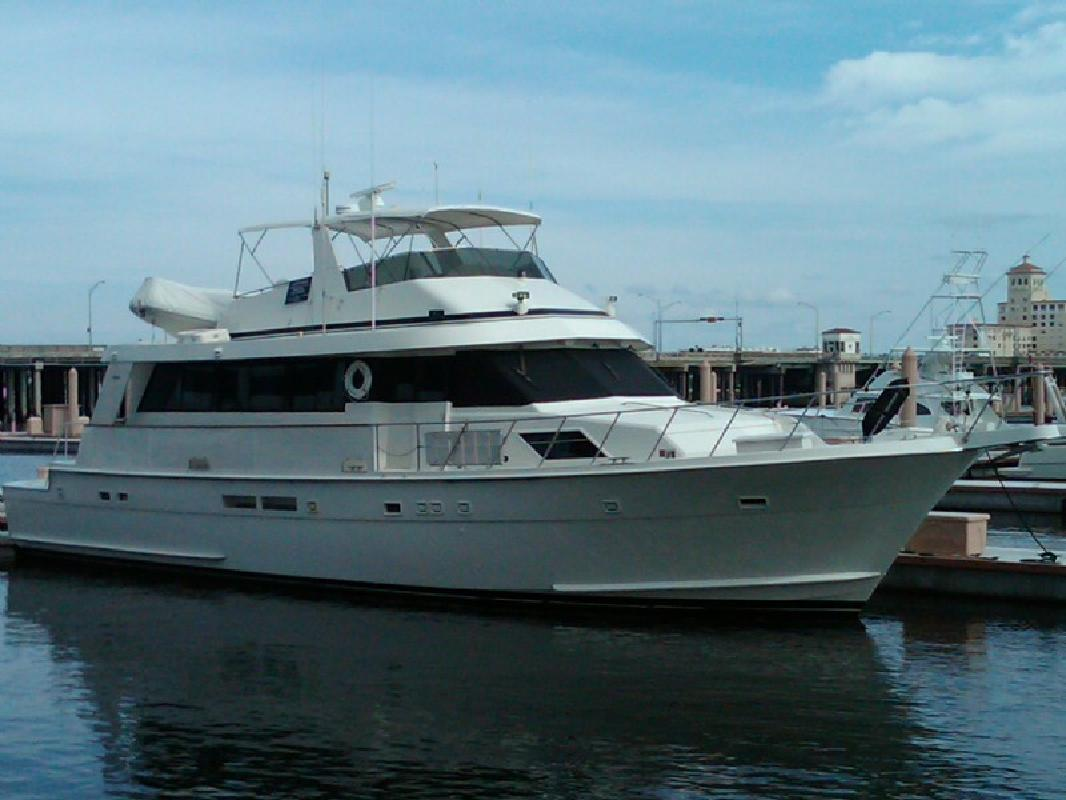 1992 70 39 hatteras yachts motor yacht for sale in vero for Hatteras 70 motor yacht