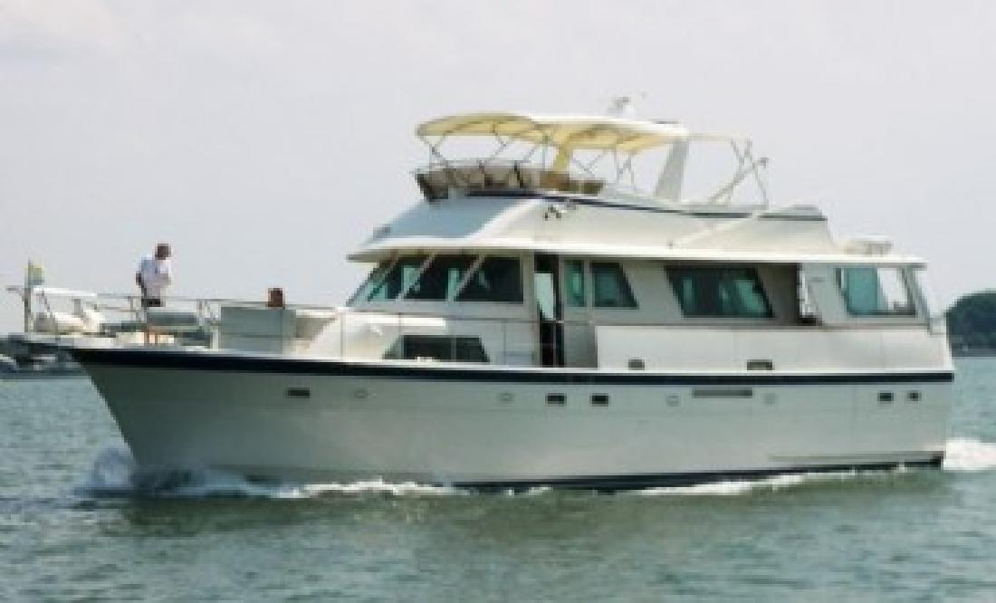 1985 58 39 Hatteras Yachts Motor Yacht For Sale In Sarasota