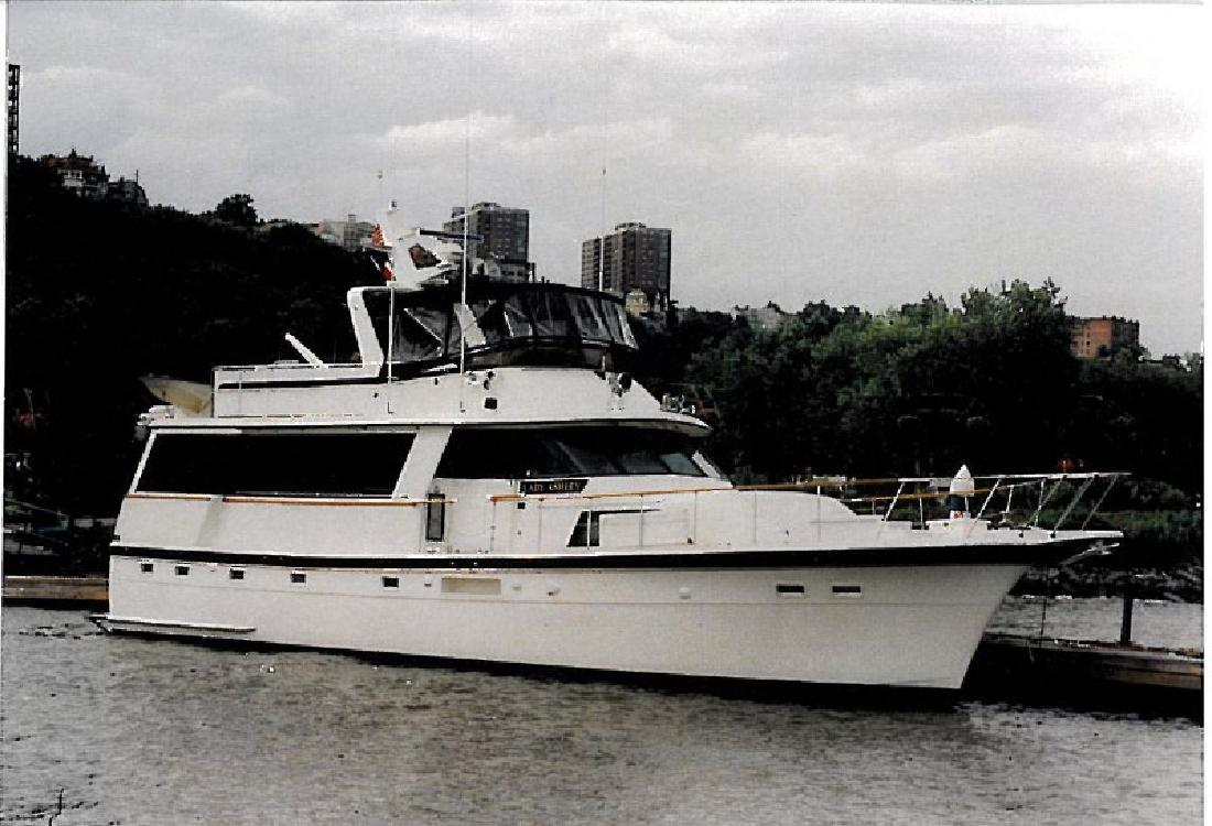 1978 58' Hatteras Yachts Motor Yacht