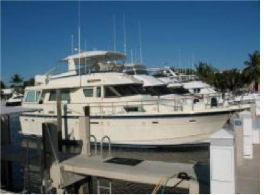 $325,000 1986 54 (ft.) Hatteras Yachts Motor Yacht