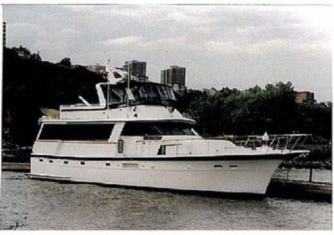 $299,000 1978 58 (ft.) Hatteras Yachts Motor Yacht