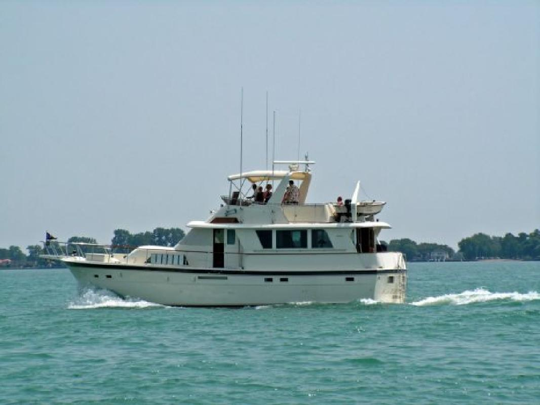 53 Foot Boats For Sale In Mi Boat Listings