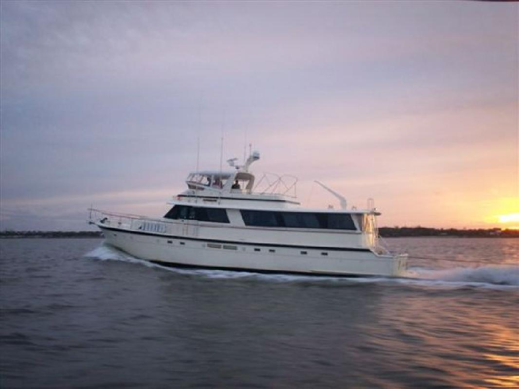 1986 72 39 hatteras yachts motoryacht for sale in charleston for 72 hatteras motor yacht for sale
