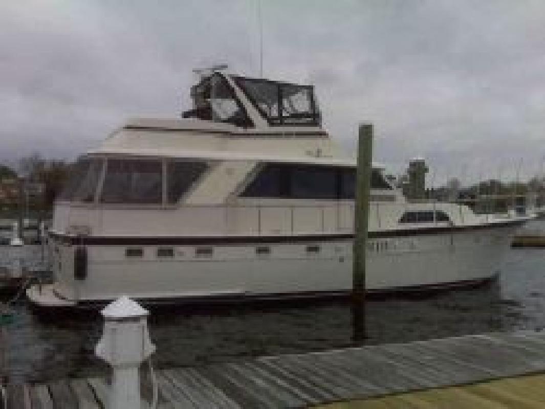 1974 53' Hatteras Yachts Motoryacht
