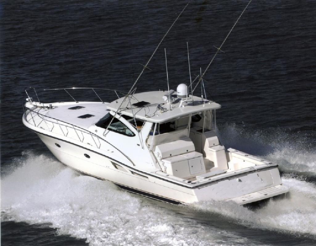 2003 50' Tiara Yachts Open